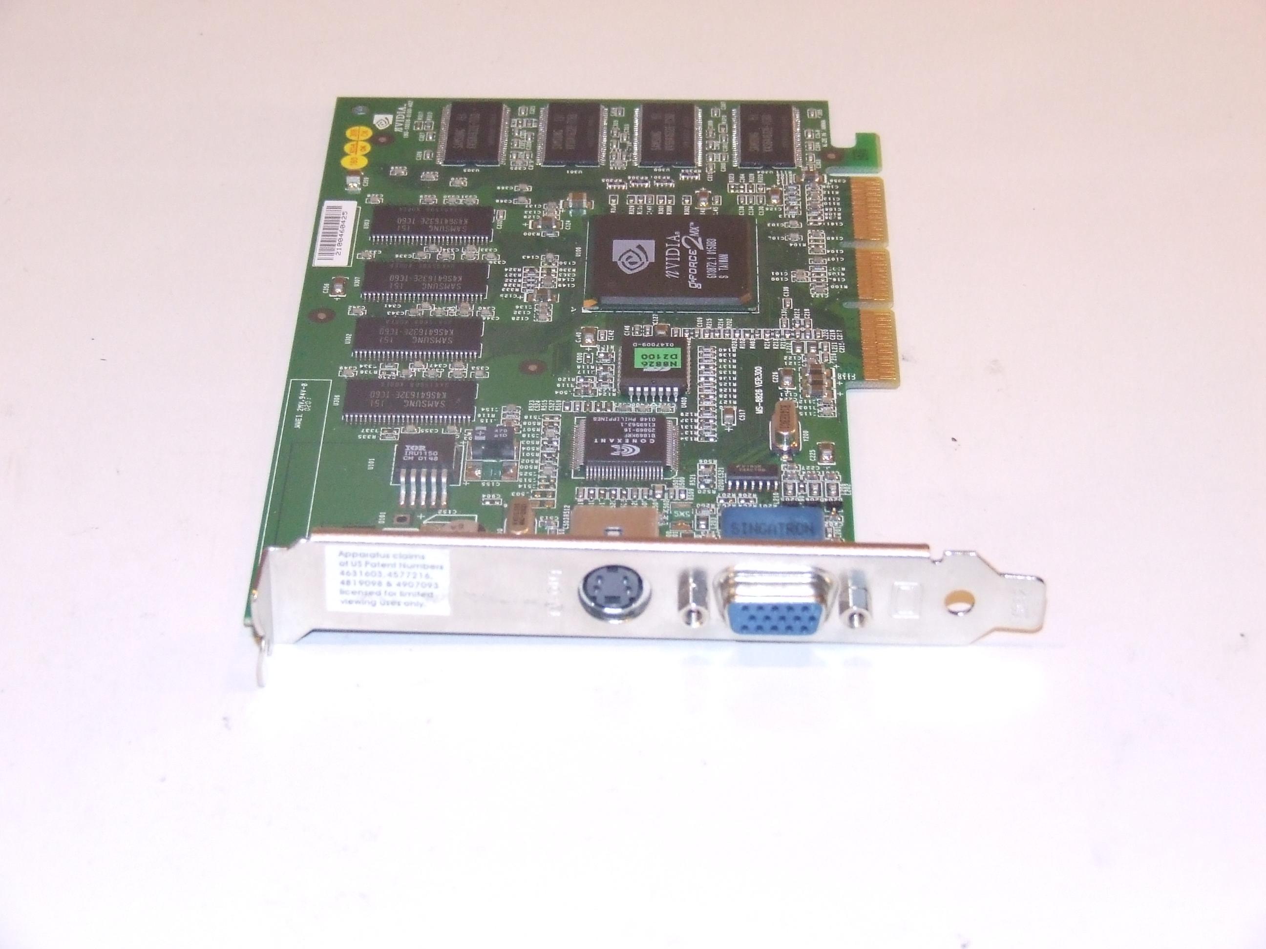 Trident Video Accelerator 9525DVD 5.6065.62